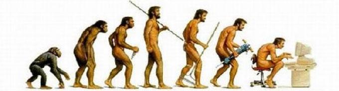人類は進化しているんだか,退化しているんだか・・・?