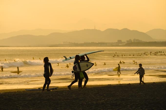 砂浜まで降りていって撮りたい~,けどビンディング。