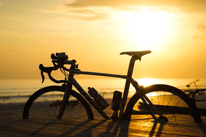 夕方の鵠沼海岸は時間が止まったようです・・・ 【鵠沼夕景アルバムはこちら~♪】