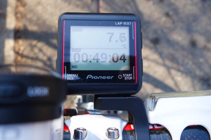 げっ! 自己ワーストをマイナス方向に更新して,49分05秒!