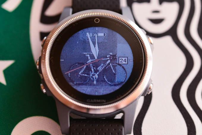 おぉ,まったく普通の時計だ(笑)