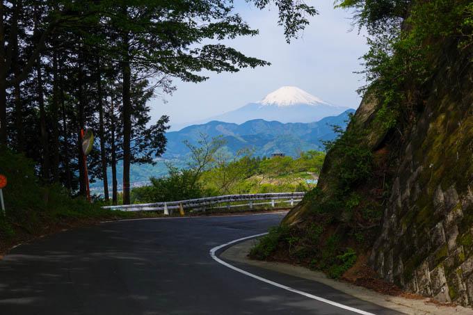 この連休最大の成果。富士山を格好良く撮れるポイントを発見しました(^^)
