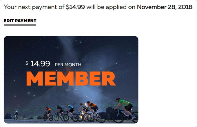 やった! 毎月$14.99アイテムをゲットだ!(うれしくない)
