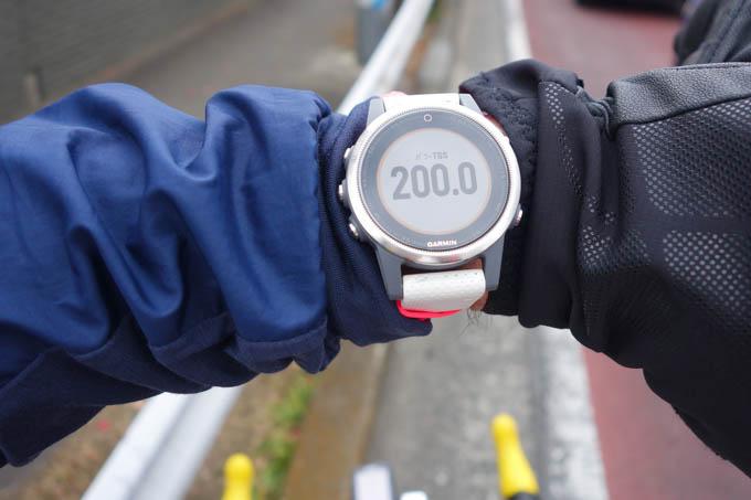 たった60kmで、200TSSを稼ぐのは相当に頑張る必要がありました。・・・が、あんまり効果なし(><)