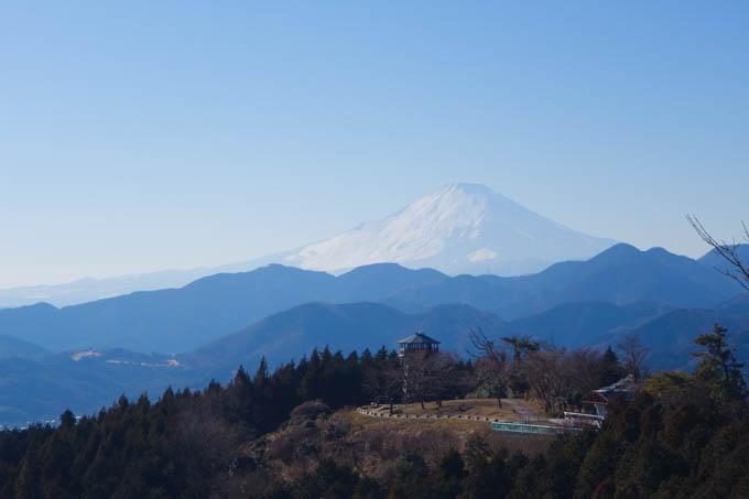 本日のご褒美。最高の富士山日和でした(^^)
