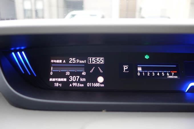 全然関係ないけど、富士ヒルの帰り道(富士吉田→藤沢)では、低燃費記録更新! すごいな、FREED号(非ハイブリッド)