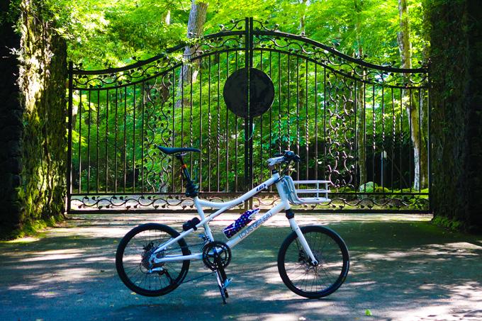 あんまり暑いので軽井沢の別荘へ。