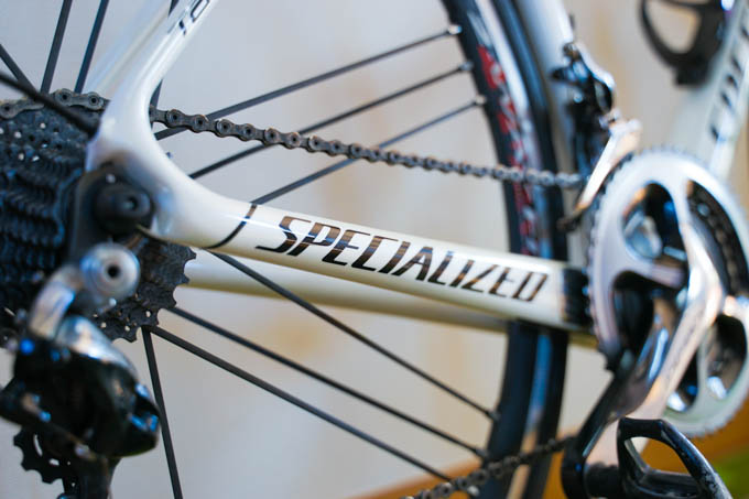 Shiro家初の、SPECIALIZED!!