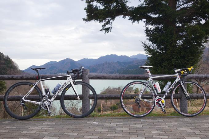 山に行ってきました(宮ケ瀬湖)。違和感は克服、登りが楽しい(^^)