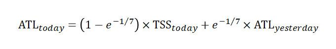 一見難しいですが、exp項は定数なので大したことないです(^^;