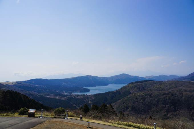 おぉ、素晴らしいパノラマ風景!(^^)
