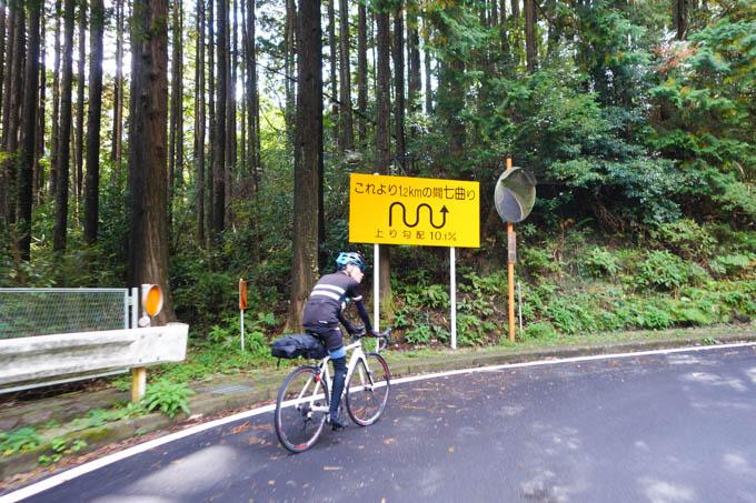箱根旧道。緩い坂と急な坂があると、迷わず急な坂を選ぶ。悪い癖です・・・。