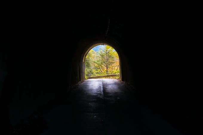 長いトンネルでした・・・(写真は裏ヤビツ。いつ行けるかなぁ・・・)