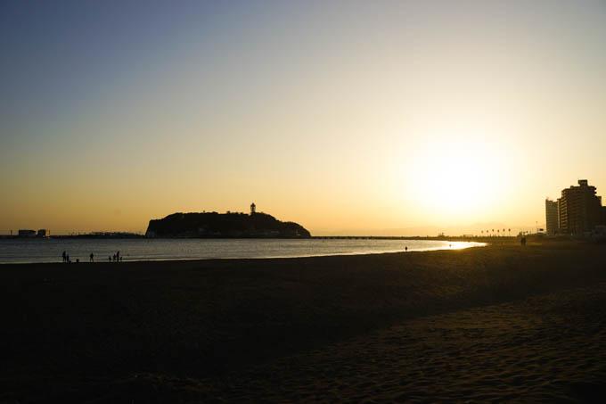 ザ・江の島。