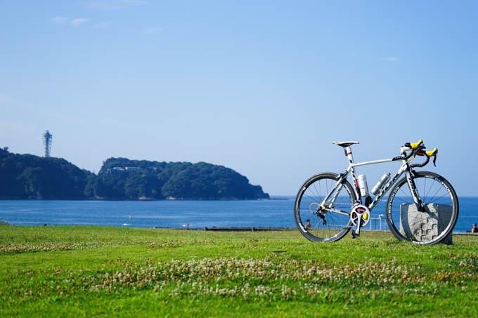 鵠沼海岸。夏ですなぁ・・・。