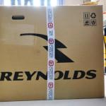 Reynolds MV32T UL到着!