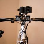 自転車へのデジカメ取付方法(工作編)