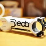 コラムカット計画進行中(その1:DEDA ZERO 100SCステム交換の巻)