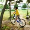ユウキチさん,ニュー自転車です♪