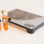 フォトポタ日記の画像処理担当PCをSSD化!!(^^)