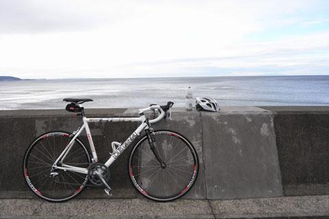 自転車の 自転車 ハンドル 交換 値段 : FSA OS115-31ホワイトステム ...