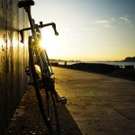 2016年の走り収めも鵠沼海岸&朝マックで(^^)