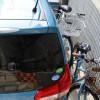 FREED号を守れ! アイリスオーヤマのバイクスタンド,BYS-1